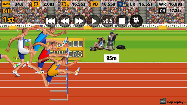 Play Ragdoll Runners